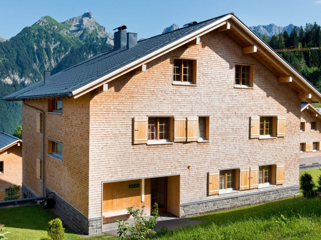 6 personen ferienwohnung luxus 6l in landal brandnertal for Ferienwohnung juist 6 personen