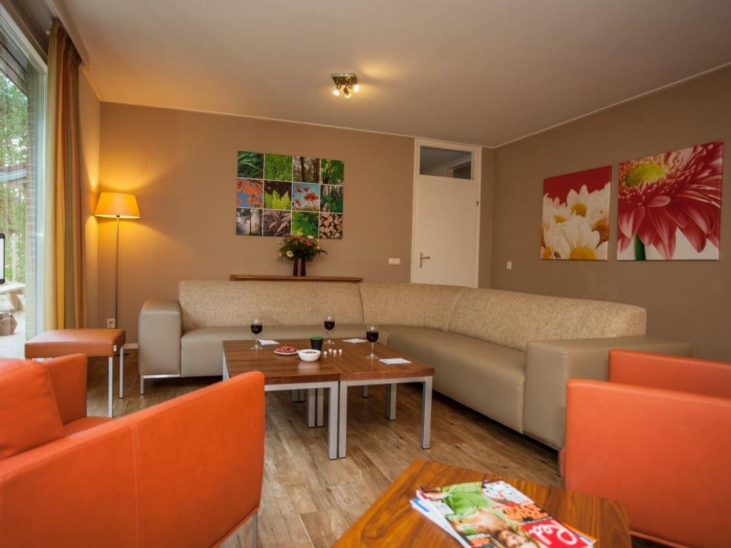 10 personen ferienhaus luxus 10el in landal coldenhove. Black Bedroom Furniture Sets. Home Design Ideas