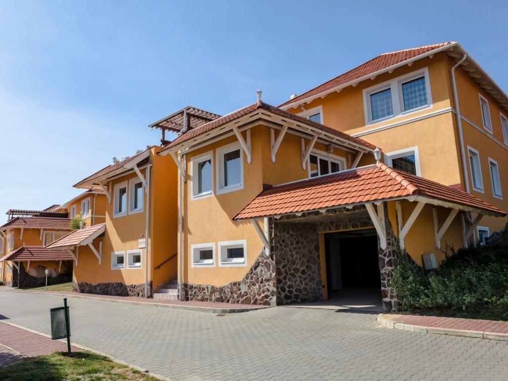 6 personen terrassen ferienwohnung luxus 6la in landal for Ferienwohnung juist 6 personen