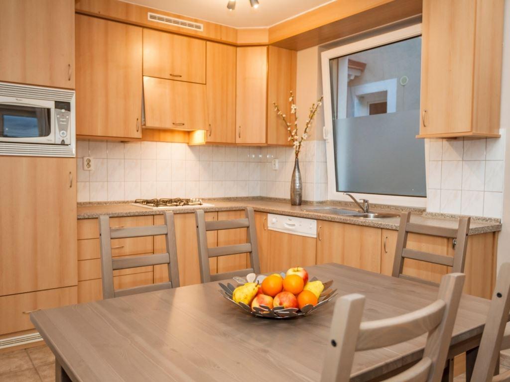 6 personen terrassen ferienwohnung komfort 6ca in landal for Ferienwohnung juist 6 personen