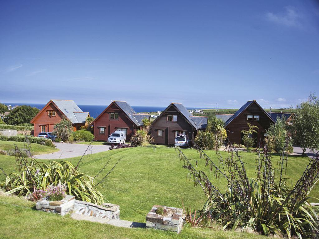 Mobilheim Mieten Cornwall : Ferienpark in cornwall landal gwel an mor