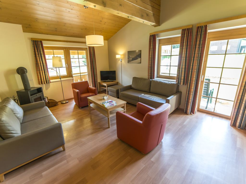 8 personen ferienwohnung 8a in landal hochmontafon. Black Bedroom Furniture Sets. Home Design Ideas