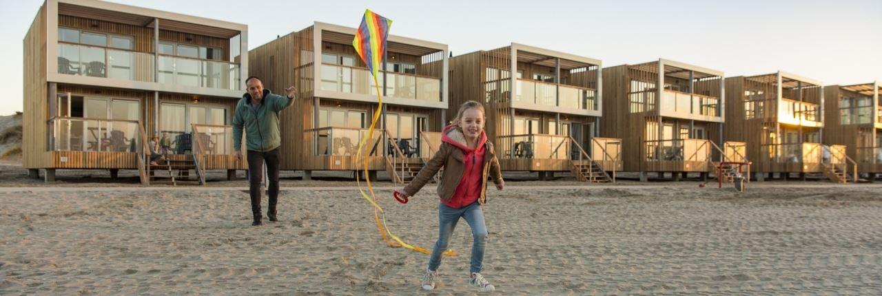 Landal De Parks Karte Beach Villas Hoek Van Holland
